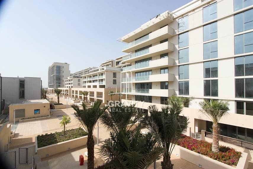 Partial Sea View! Attractive 1BR in Al-Zeina