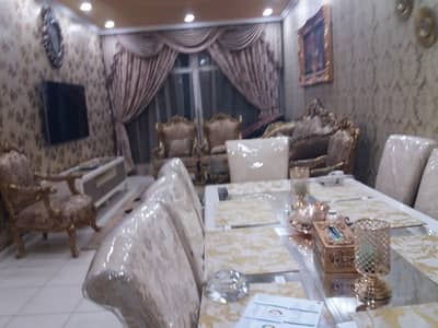 2 Bedroom Apartment for Sale in Al Sawan, Ajman - 2 bhk 4 sale in ajman one  (original photos)with furniture on installments sea view higher floor