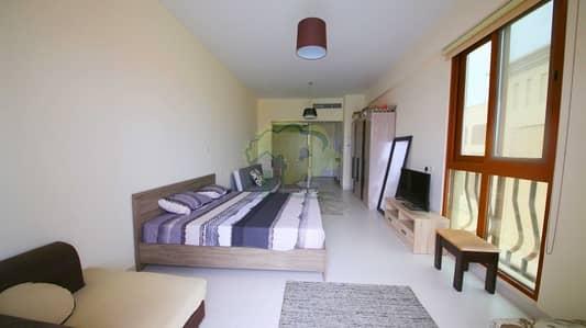 Studio for Rent in Palm Jumeirah, Dubai - Best View|Top Floor Studio Apartment In Palm Views| Palm