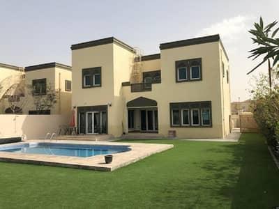 3 Bedroom Villa for Sale in Jumeirah Park, Dubai - A 3BR Villa in District 5.Corner Plot.