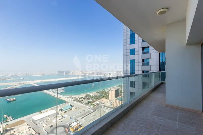2 Exclusive!!! Largest 3BR+m full sea view