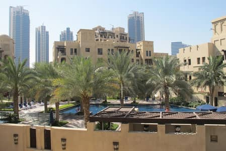 1 Bedroom Apartment for Rent in Old Town, Dubai - Spacious 1 Bedroom Apt for Rent in Zaafaran