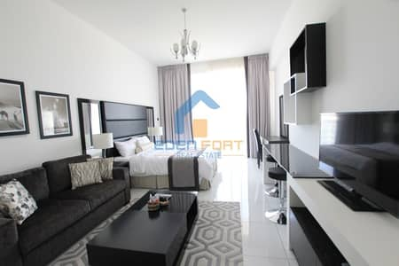 Studio for Rent in Dubai Sports City, Dubai - Spacious Luxury | Full Furnished | GBS..