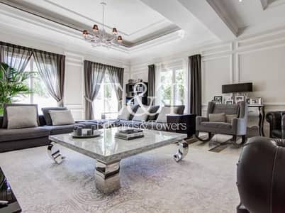 5 Bedroom Villa for Rent in Emirates Hills, Dubai - Exceptional Fully Furnished Villa