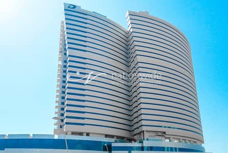 2 Bedroom Apartment for Rent in Al Reem Island, Abu Dhabi - 2 Payments! 2 BR Apt with Elegant finish