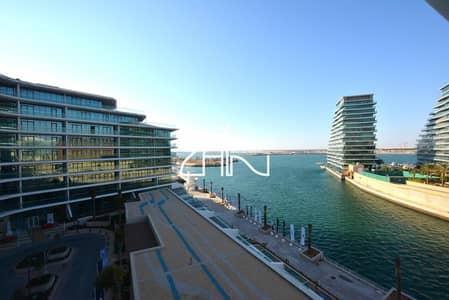 Studio for Rent in Al Raha Beach, Abu Dhabi - Sea View Amazing Studio Apt with Balcony