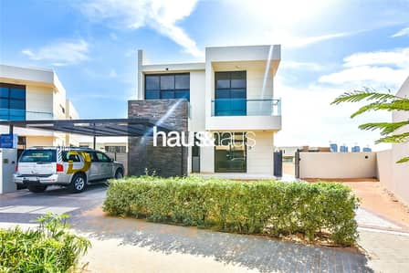 5 Bedroom Villa for Sale in DAMAC Hills (Akoya by DAMAC), Dubai - Golf Course View | Paramount Villa | VOT