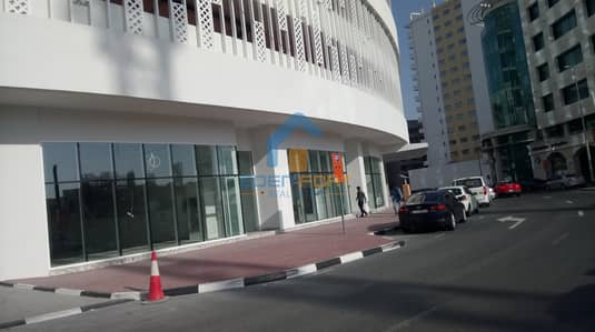 Shop for Rent in Al Barsha, Dubai - Spacious |shell and core | Ground floor.