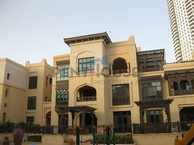 1 Bedroom Flat for Rent in Old Town, Dubai - Large 1 Bed  Al Tajer Residence Old Town