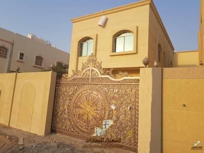 4 Bedroom Villa for Rent in Al Mowaihat, Ajman - New villa in Al Rawda