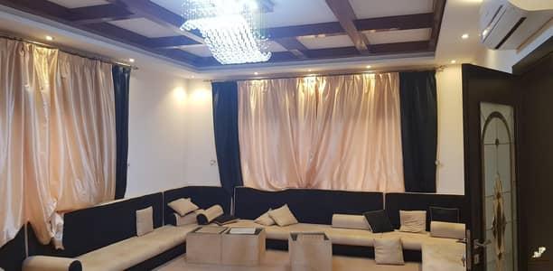 فیلا  للايجار في الروضة، عجمان - Luxurious and furnished villa 5 BED 2 Hall