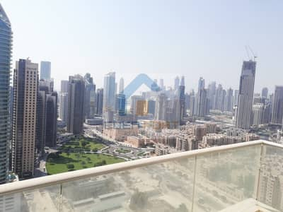 1 Bedroom Apartment for Rent in Downtown Dubai, Dubai - Spacious 1BHK | Chiller Free | High Floor | Downtown