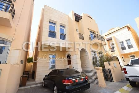 5 Bedroom Villa for Rent in Al Qurm, Abu Dhabi - Standalone I Balcony I Maid Driver's Rooms