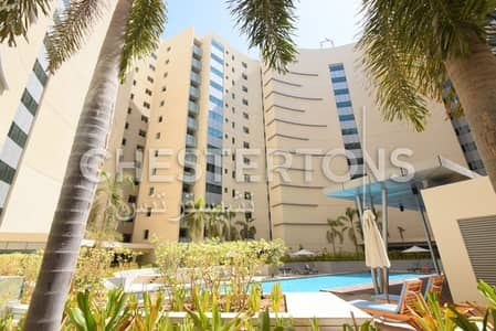 2 Bedroom Apartment for Rent in Al Raha Beach, Abu Dhabi - Sea View 2 BR Apartment in a Prime Community