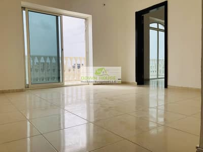 1 Bedroom Flat for Rent in Mohammed Bin Zayed City, Abu Dhabi - Big 1- bedroom hall with balcony in MBZ (z27). near shapia 12 .