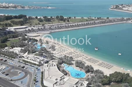 3 Bedroom Apartment for Rent in Corniche Area, Abu Dhabi - STUNNING 3BHK Duplex +maids+FACILITIES!!