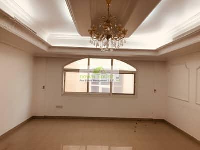 4 Bedroom Apartment for Rent in Al Mushrif, Abu Dhabi - Neat luxury 4- bedrooms hall apartmet for rent in Al Mushrif
