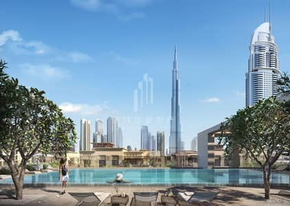 1 Bedroom Apartment for Sale in Downtown Dubai, Dubai - Limited 1BR | Burj Royale | Hand Over Q4 2022