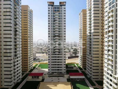 1 Bedroom Apartment for Sale in Al Sawan, Ajman - 1 BHK LUXURAY APARTMENT FOR SALE IN AJMAN ONE TOWERS