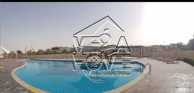 4 Bedroom Villa for Rent in Khalifa City A, Abu Dhabi - AMAZING DEAL !! 4 MASTER BED W/GARAGE/POOL&GYM SHEARED