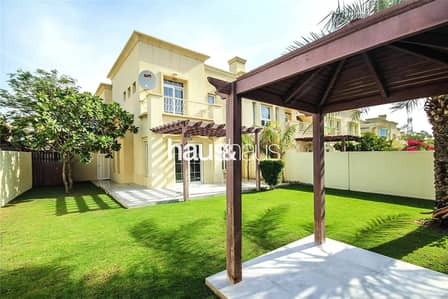 4 Bedroom Villa for Rent in The Springs, Dubai - Upgraded 4 bedroom villa with maids room