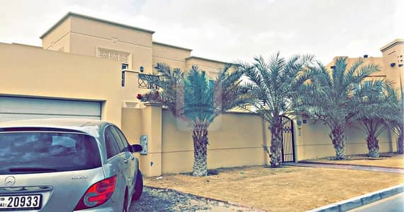 5 Bedroom Villa for Rent in Al Barsha, Dubai - For rent luxury 5 BR Villa with pool in Al-Barsha South in Very good price