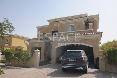 4 Bedroom Villa for Rent in Arabian Ranches, Dubai - 4 Bedroom - Type 16 - Available March
