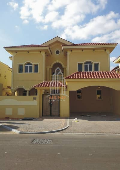 4 Bedroom Villa for Rent in Baniyas, Abu Dhabi - BRAND NEW | Stunning 4 Bhk Villa with Maid's Room in a Peaceful Community!!!