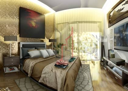 2 Bedroom Apartment for Sale in Arjan, Dubai - 2 BHK Butterfly Garden Facing Apartment.