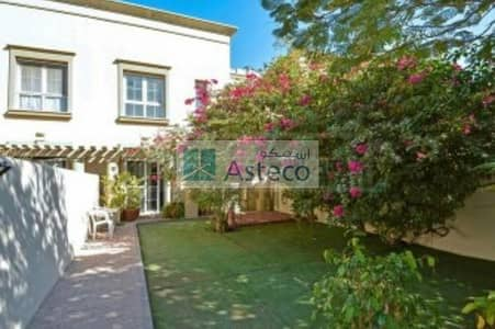 2 Bedroom Villa for Rent in The Springs, Dubai - Close to Park & Pool I Back to Back I 4M