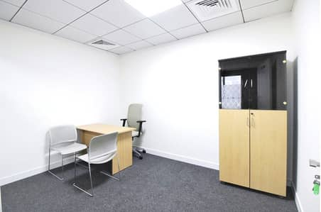 Office for Rent in Al Muroor, Abu Dhabi - LUXURIOUS OFFICES WITH CAPTIVATING VIEWS VERY AFFORDABLE