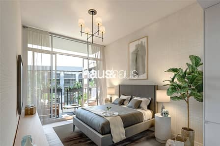 Studio for Rent in Jumeirah Village Circle (JVC), Dubai - Pool view | Modern with a large layout |