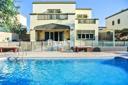 4 Bedroom Villa for Rent in Jumeirah Park, Dubai - Available April || Well Maintained Villa