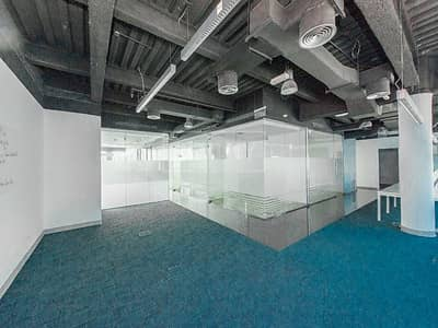 Office for Sale in Barsha Heights (Tecom), Dubai - Fitted Office | with 8 glass partitions | Cayan Business Center