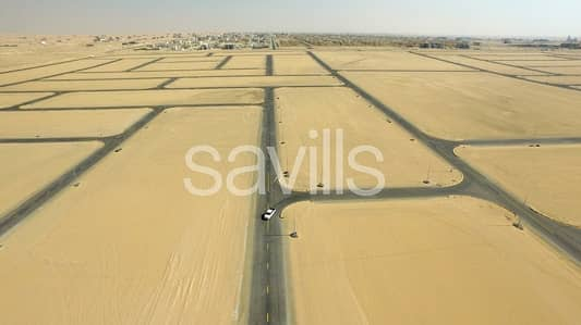 Plot for Sale in Al Tai, Sharjah - Build your dear home - Residential plots for sale in Sharjah
