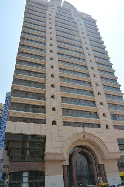 3 Bedroom Flat for Rent in Airport Street, Abu Dhabi - Building Image