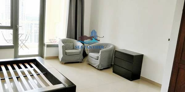 Studio for Rent in Downtown Dubai, Dubai - Chiller Free SemiFurnished Studio 29BLVD