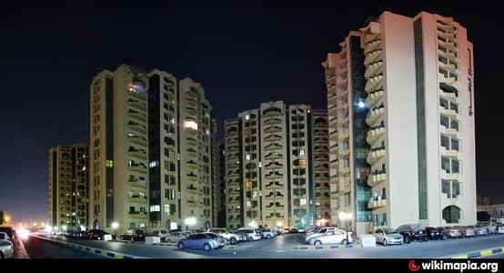 2 Bedroom Flat for Sale in Al Rashidiya, Ajman - 2 Bhk Available for Sale in Rashidiya Tower 1566 Sqft in Good Location In Ajman 340k Call Faizan Ali