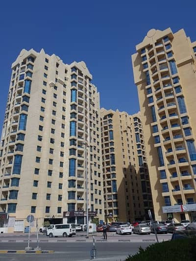 2 Bedroom Flat for Sale in Ajman Downtown, Ajman - 2 Bedroom Hall Available for Sale in Al Khor Tower in Ajman 1813 Sqft 335k Aed Call Faizan Ali