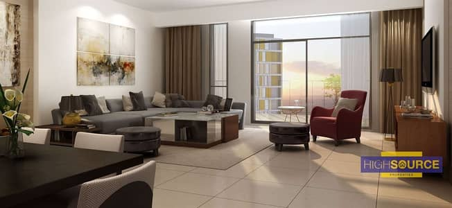 1 Bedroom Flat for Sale in Dubai Production City (IMPZ), Dubai - 10%  90% Payment Plan Move in Sep 2019