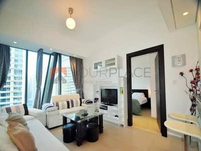 1 Bedroom Apartment for Rent in Dubai Marina, Dubai - Exclusive | Amazing 1BR APP | Furnished