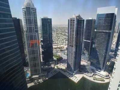 1 Bedroom Flat for Rent in Jumeirah Lake Towers (JLT), Dubai - Stunning unfurnished 1 bedroom duplex JLT