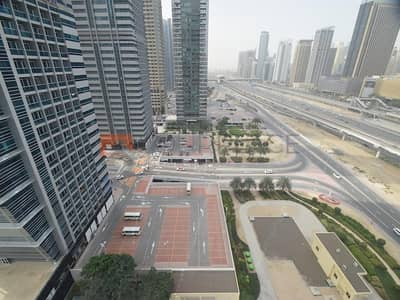 Studio for Rent in Jumeirah Lake Towers (JLT), Dubai - Saba 3-Studio Apartment- Unfurnished