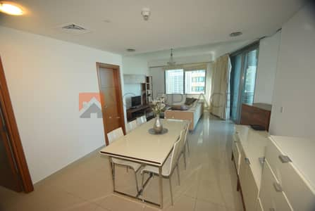 2 Bedroom Flat for Rent in Dubai Marina, Dubai - 2BR Apt Furnished Available Chiller Free