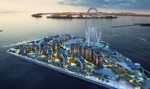 1 Bedroom Flat for Sale in Bluewaters Island, Dubai - Island home to Ain Dubai | 4% DLD Waiver