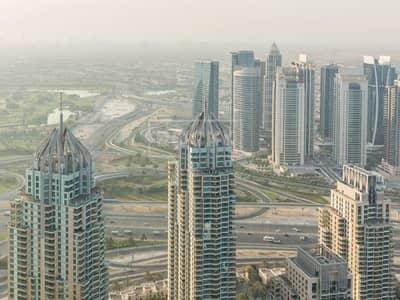 4 Bedroom Penthouse for Sale in Dubai Marina, Dubai - Luxury Waterfront Penthouse|4 BR|Marina Gate 1