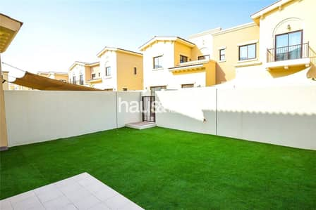 3 Bedroom Villa for Rent in Reem, Dubai - Close to park and pool | Type 3M | Maids