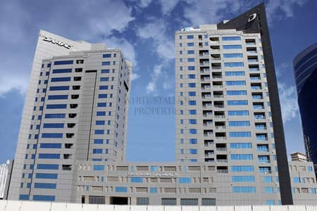 Studio for Rent in Business Bay, Dubai - ONLY 48K FOR FULLY FURNISHED STUDIO WITH BALCONY IN EXECUTIVE BAY