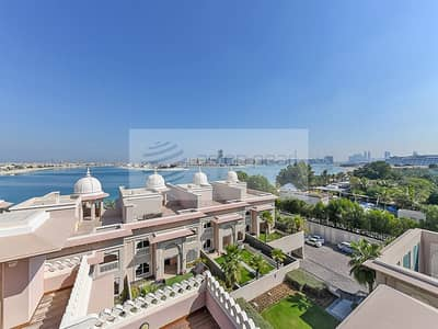 3 Bedroom Flat for Sale in Palm Jumeirah, Dubai - Fully Furnished 3B+M|Sea View| Exclusive