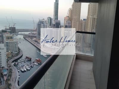 1 Bedroom Apartment for Rent in Dubai Marina, Dubai - Brand New 1BR Unit | Partial Marina View | Escan Tower